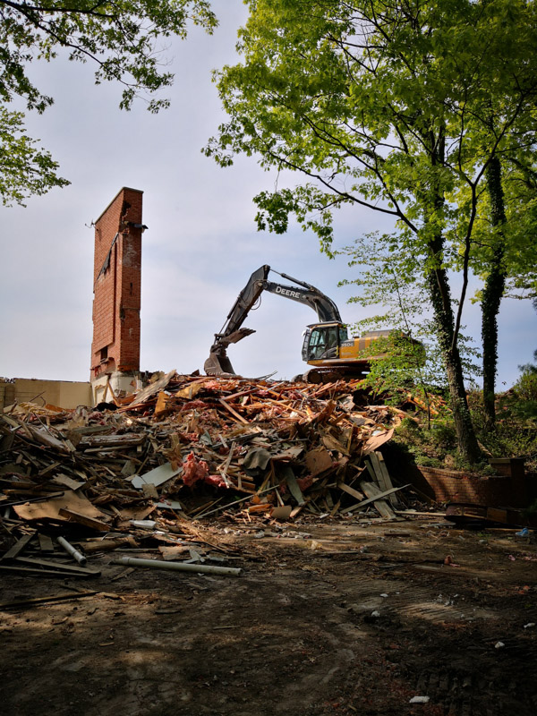 Melching Residential Demolition Project